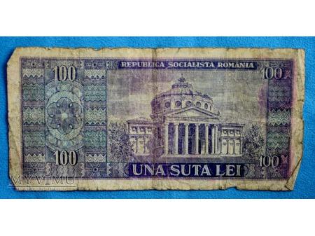 100 Lei 1966
