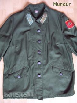 Duże zdjęcie Szwecja: mundur polowy m/70 - Fältjacka m/70 kv