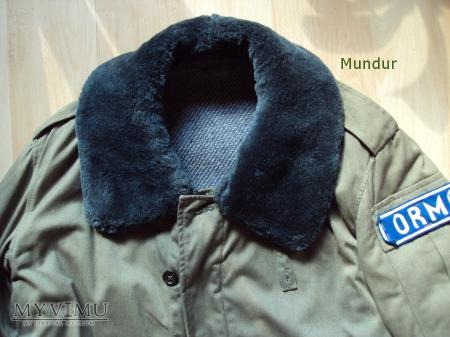 Mundur polowy ORMO - kurtka zimowa