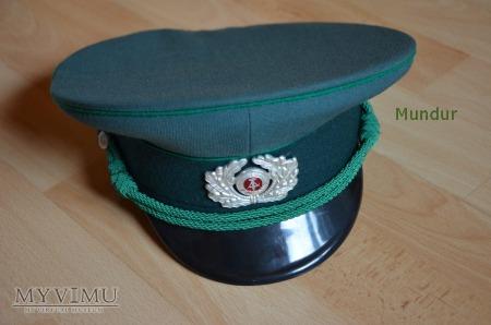 Volkspolizei - Czapka policjanta DDR