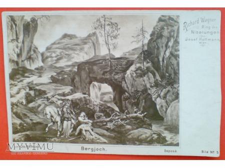 Richard Wagner Pierścień Nibelunga Brunhilde