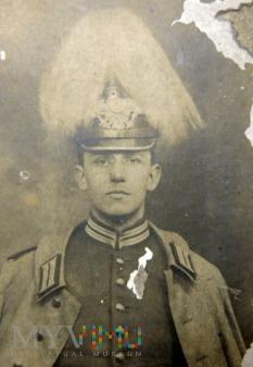 Stare zdjęcie żołnierza