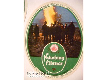 NYKØBING PILSNER NR 38