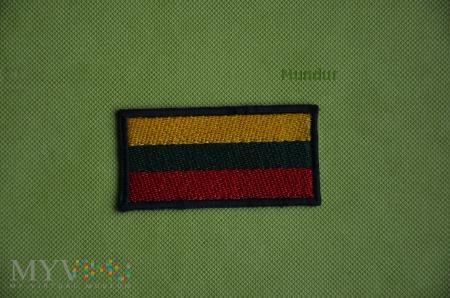 Litewska oznaka przynależności państwowej