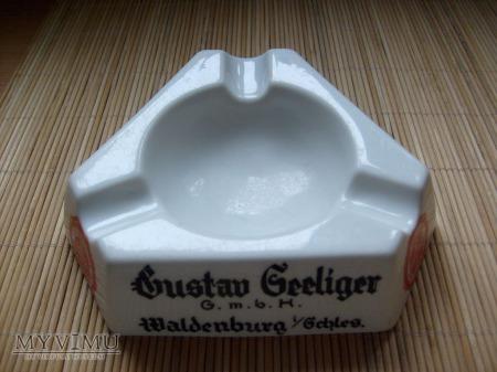 Popielniczka porcelanowa Gustav Seeliger - Sebitro