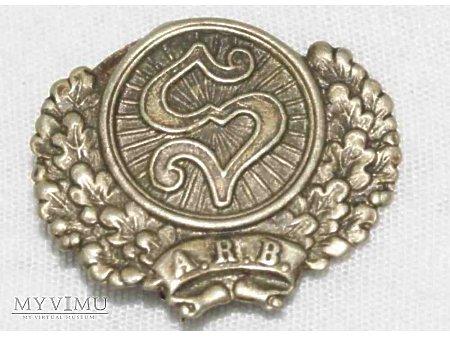 Odznaka ARB 2 forma