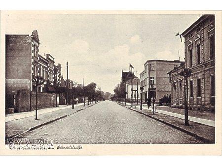 Wągrowiec - Weinertstrasse