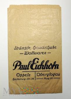 Papierowe opakowanie Paul Eichhorn