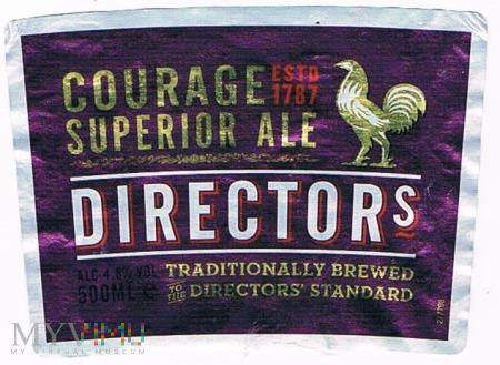 courage superior ale directors