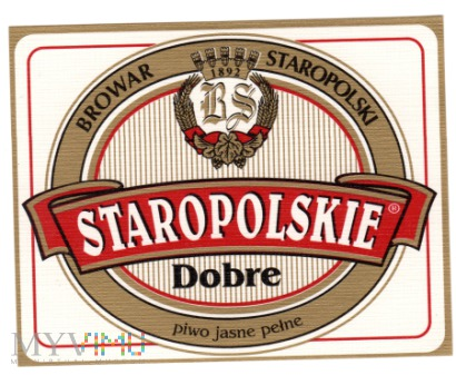 Duże zdjęcie Staropolskie