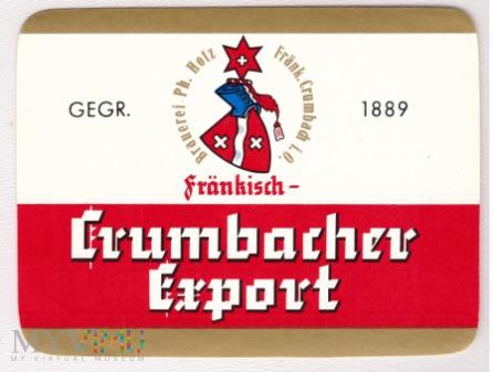 Crumbacher Export