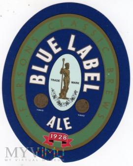 Blue Label Ale