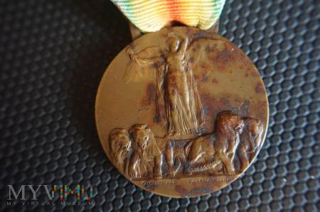Medal Zwycięstwa 1914-1918 - Włochy