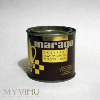 """Duże zdjęcie kawa """"Marago"""", puszka 50g"""