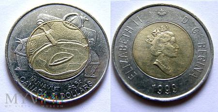 Kanada, 2 Dollars 1999
