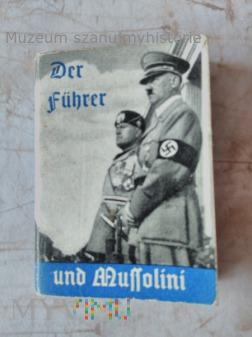 WHW Der Führer und Mussolini