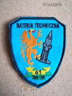 Bateria Techniczna
