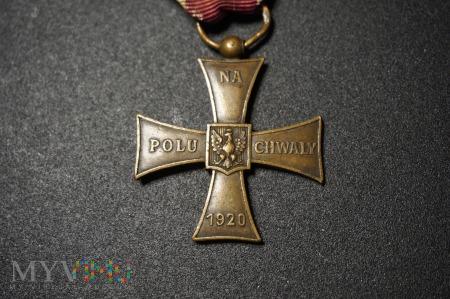 Duże zdjęcie Krzyż Walecznych; Arthus Bertrand - Paryż - RR