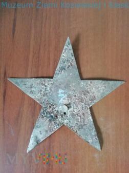 Czerwona gwiazda sztuka okopowa