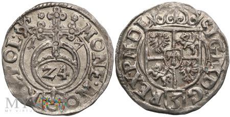 Półtorak 1617 Kraków (rzadszy)