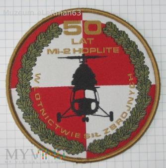Okolicznościowa 50 lat MI-2 HOPLITEw lotnictwie SZ
