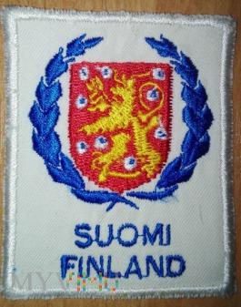 Oznaka przynależności państwowej Finlandii