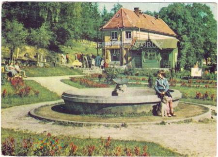 Karkonosze - Szklarska Poręba - 1966