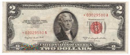 Stany Zjednoczone - 2 dolary (1953)