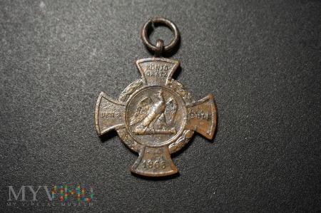 Pruski Krzyż Pamiątkowy Za Wojnę z Austrią