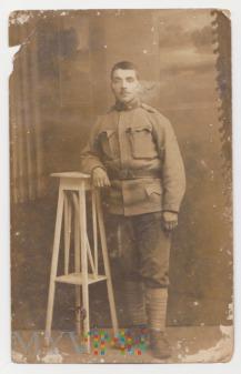 Mój przodek, żołnierz austro-węgierski, 1915-1917