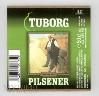 Duże zdjęcie Tuborg, Pilsener