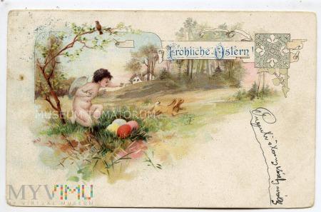 Wesołych Świat Wielkanocnych 1905