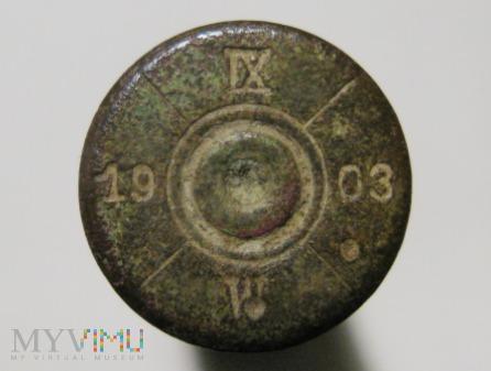 Łuska 8x50R Mannlicher M.95 [IX/19/03/W] E
