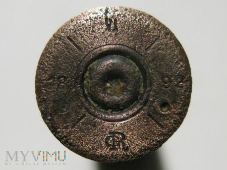 Łuska 8x52R Mannlicher M.90 [VI/18/92/GR] E