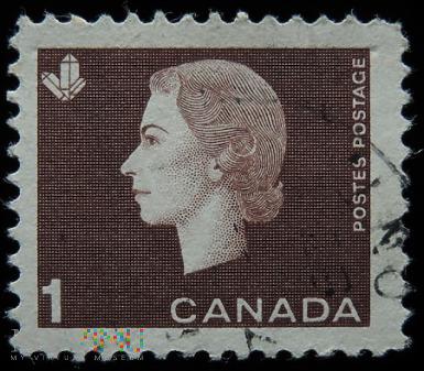 Kanada 1c Elżbieta II