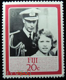 Duże zdjęcie Fidżi 20c Elżbieta II