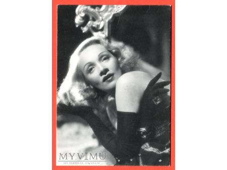 Duże zdjęcie Marlene Dietrich Marlena Edition Cicero Art 1986