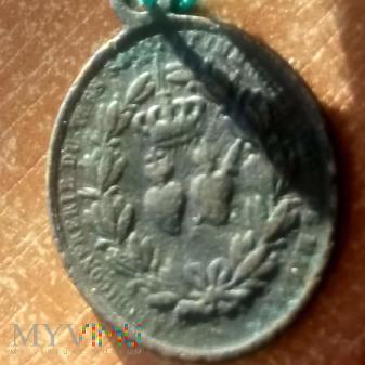 Duże zdjęcie Francuski medalik arcybractwa