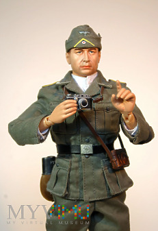 Feldwebel (fotoreporter) z Propagandakompanie.
