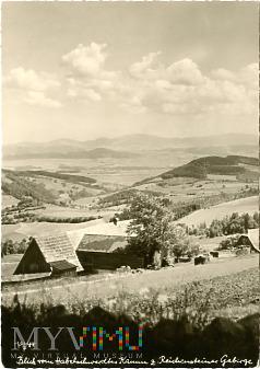 Góry Złote - widok od strony Gór Bystrzyckich