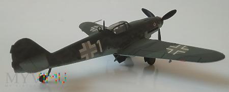 Duże zdjęcie Samolot Messerschmitt Bf 109K (mod. 1/72)