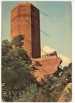 Kruszwica - Mysia wieża - lata 60/70-te XX w.