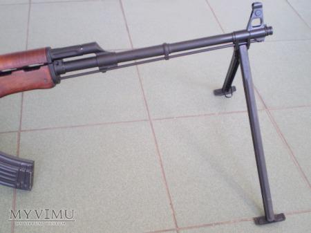 Ręczny karabin maszynowy RPKS