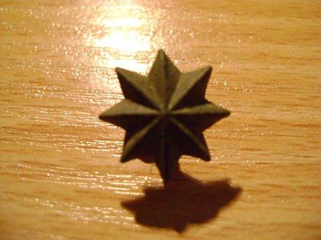 Duże zdjęcie gwiazdka z pickelhauby