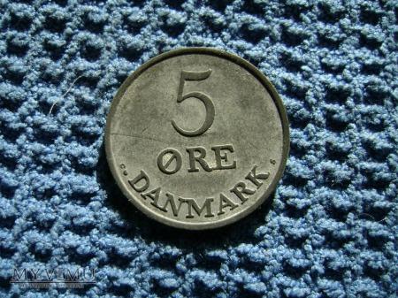 5 Ore Dania 1956
