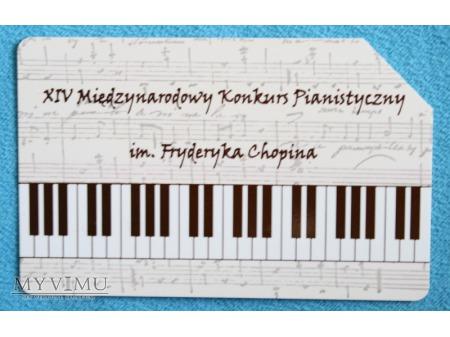 XIV Międzynarodowy Konkurs Pianistyczny...