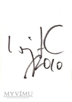 Autograf od Wojciecha Cejrowskiego