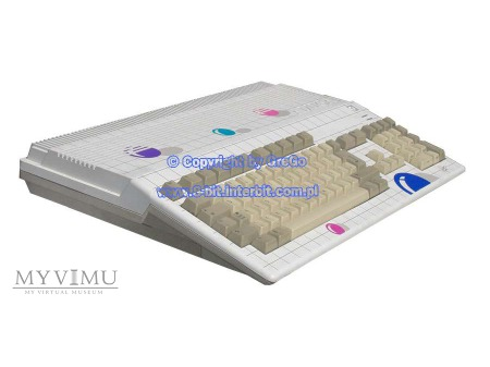 Commodore Amiga 500 (ball design)