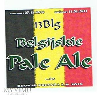 belgijskie pale ale