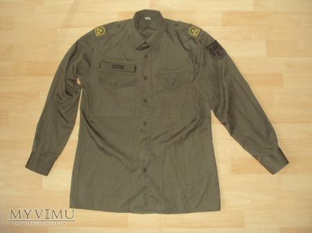 Austryjacki letni mundur polowy wz.75